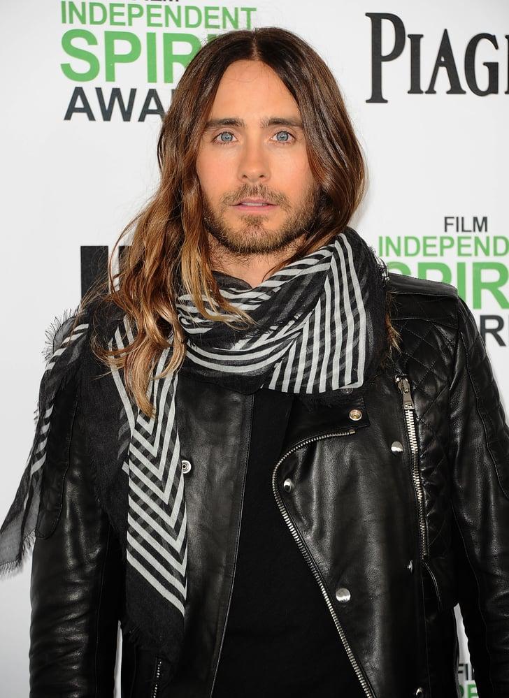 Jared Leto — 2014 | Celebrities Who Don't Age | POPSUGAR ...