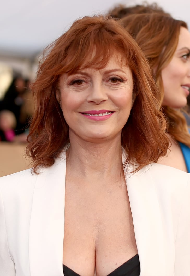 Susan Sarandon and Her Children at the SAG Awards 2016 ...
