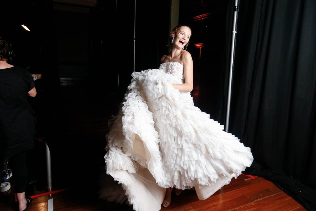 Best Australian Wedding Gowns at VAMFF 2018   POPSUGAR Fashion ...