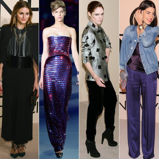 Celebrities, Armani Prive Collection: Armani One Night Only