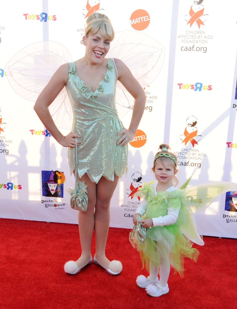 Tinker Bell x 2!
