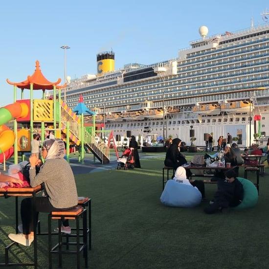 وجهة مرسى مينا البحرية تفحت أبوابها أمام الزوار 2020