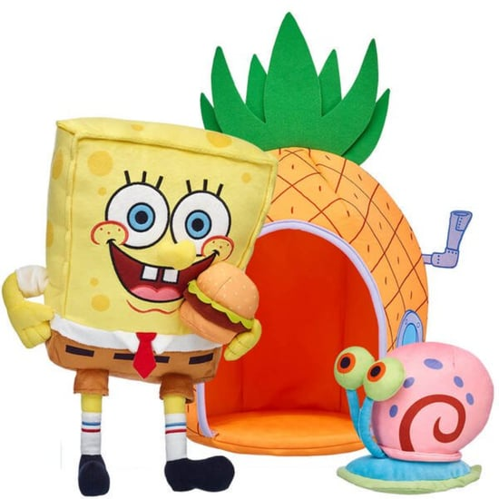 Build-A-Bear SpongeBob Squarepants Line