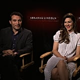 Rufus Sewell and Dominic Cooper Tackle Honest Abe but Really Love the Monarchy