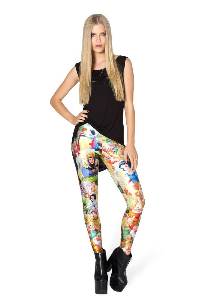 Snow White Leggings ($80)