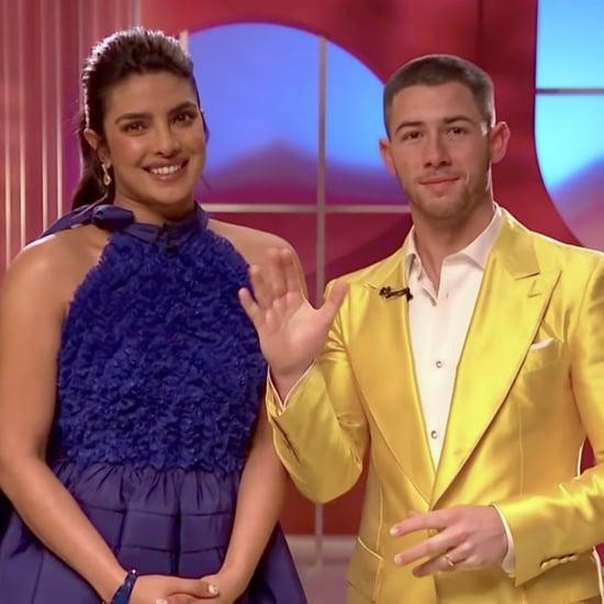 What Priyanka Chopra, Nick Jonas Wore to Announce Oscar Noms