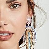 Oscar de la Renta Waterfall Earrings