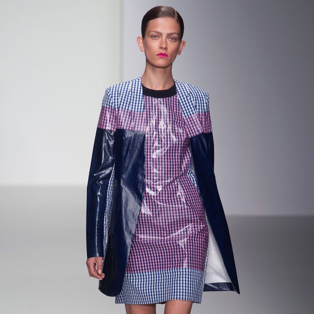 J JS Lee Spring 2014 Collection | London Fashion Week