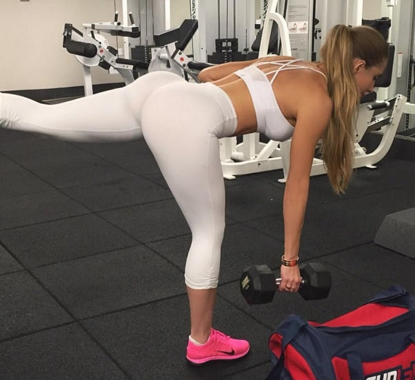 Butt Workout Inspiration From Amanda Elise Lee