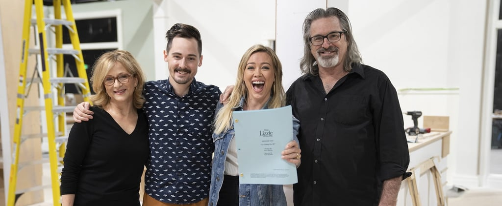Lizzie McGuire Reboot Details