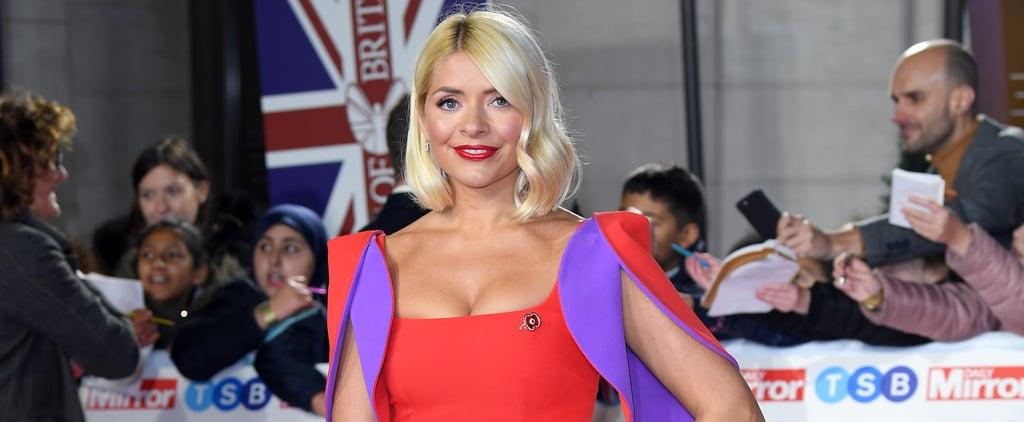 Holly Willoughby's Best Dresses and Outfits of 2019