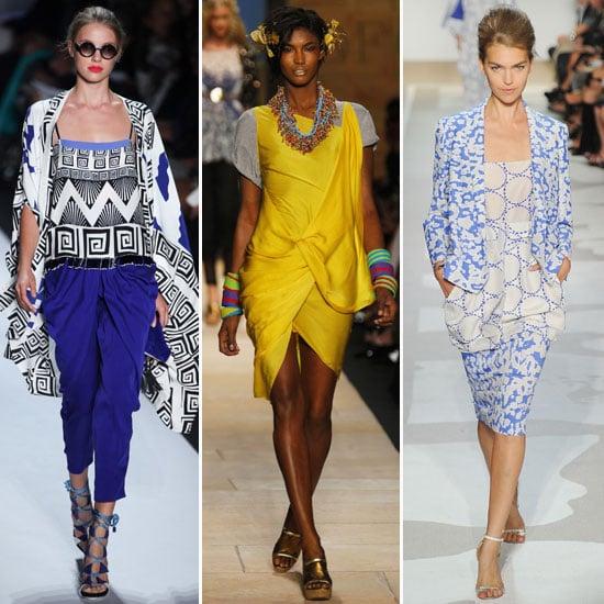 Runway Rewind:  We Look Back at Diane Von Furstenberg's Best Catwalk Moments Before 2013 Spring Summer New York Fashion Week
