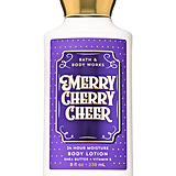 Merry Cherry Cheer Super Smooth Body Lotion