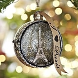 Pottery Barn's Paris Orb Glass Ornament ($11) is the perfect way to fill her home with a touch of Paris, too.