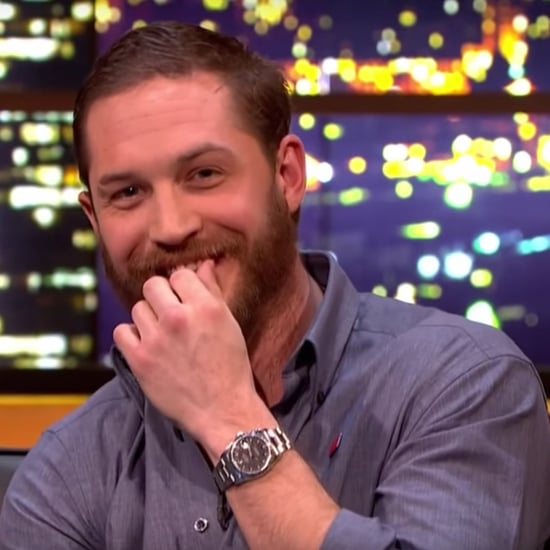 Tom Hardy's Early Appearance on Jonathan Ross