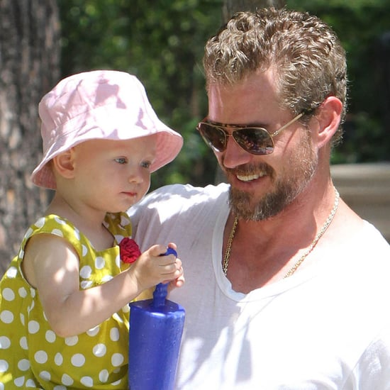 Pictures of Eric Dane After Rehab With Billie