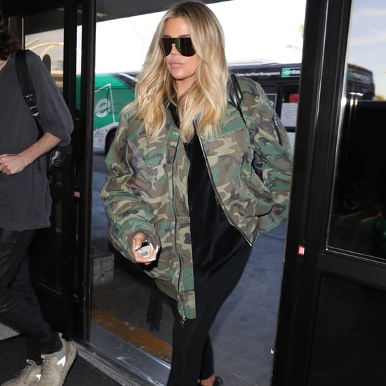 Khloe Kardashian Mom Shaming Workout Routine