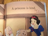 Mom Gives Her Daughter's Disney Princess Book a Seriously Awesome Feminist Makeover