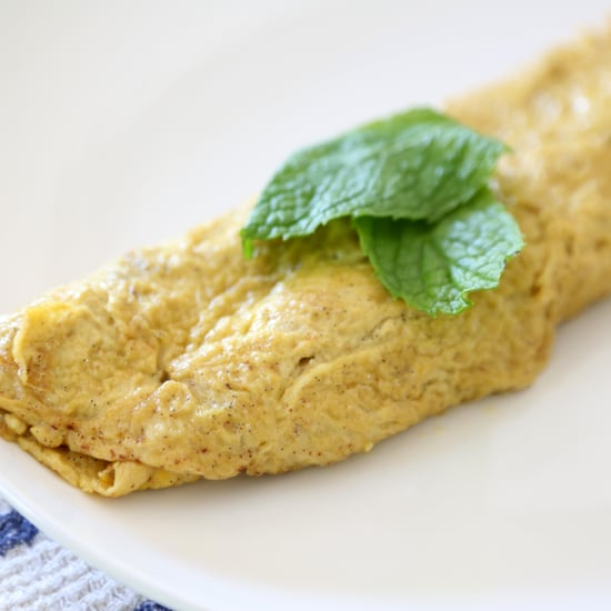 Sweet Omelet With Vanilla Recipe