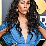 MJ Rodriguez at the Golden Globes