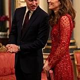 Catherine, Duchess of Cambridge at the UK-Africa Investment Summit, Buckingham Palace