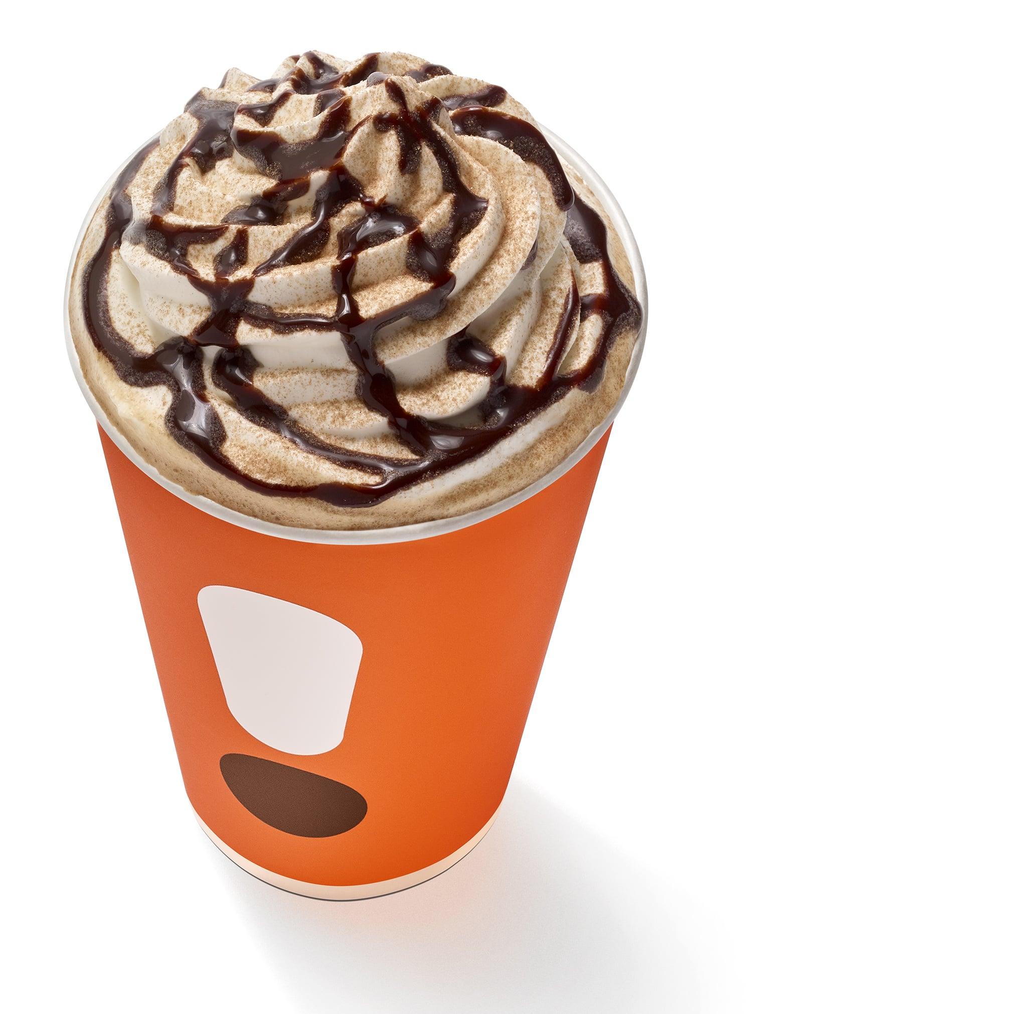 Iced Mocha Latte Dunkin Donuts Recipe