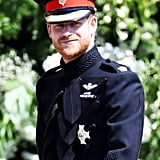 Prince Harry at His Wedding to Meghan Markle