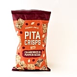 Pick Up: Trader Joe's Pita Crisps With Cranberries & Pumpkin Seeds ($3)