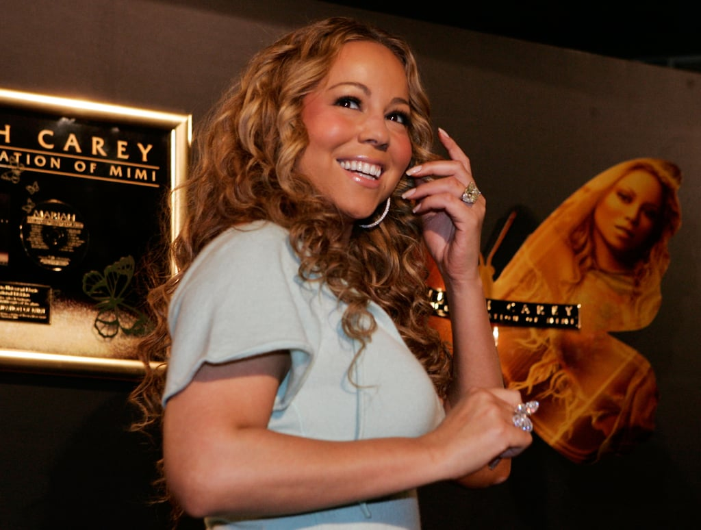 Watch Mariah Carey Sing '05 Hits From Emancipation of Mimi