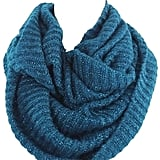 Snoods are the new scarf and they're great for keeping warm. I love the colour of this one (£14).