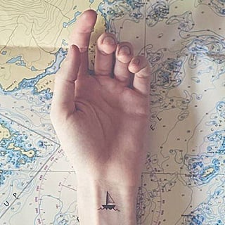 Tiny Tattoos and Small Tattoo Ideas