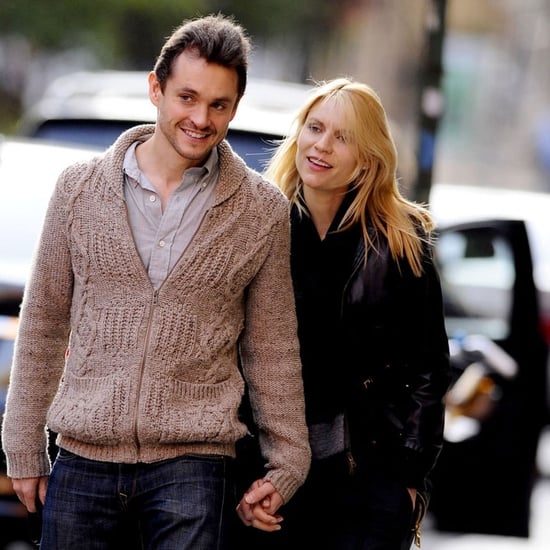 Claire Danes and Hugh Dancy Holding Hands Pictures