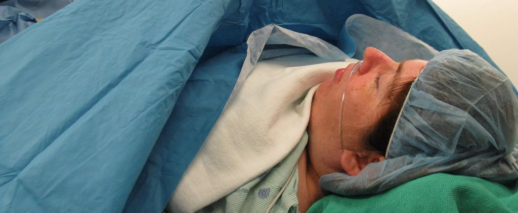 The Nurse Present at My Son's Birth Shamed Me For Choosing a C-Section