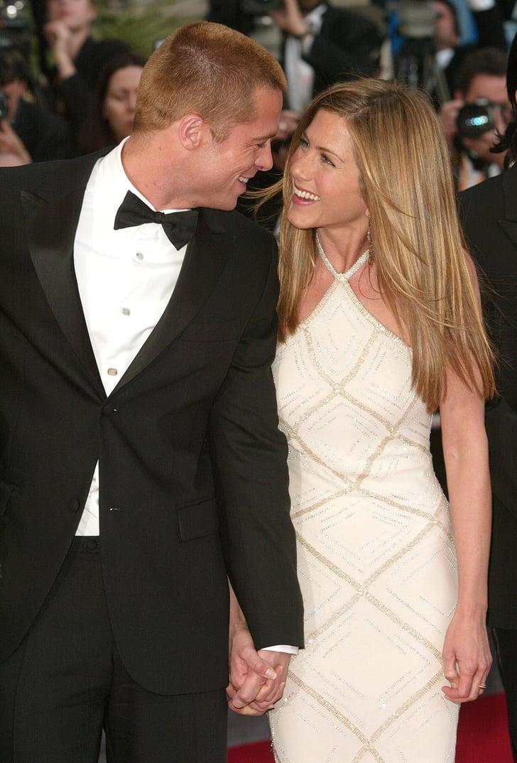 Jennifer Aniston Who Has Brad Pitt Dated POPSUGAR
