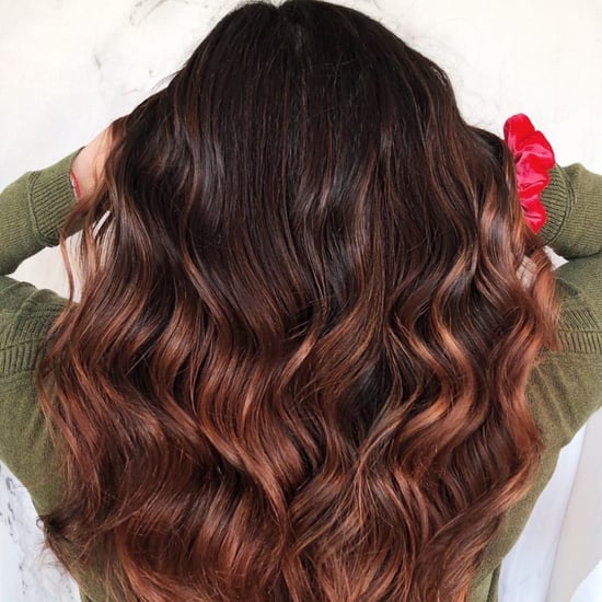 Raspberry Bourbon Hair Color Trend For Winter 2019