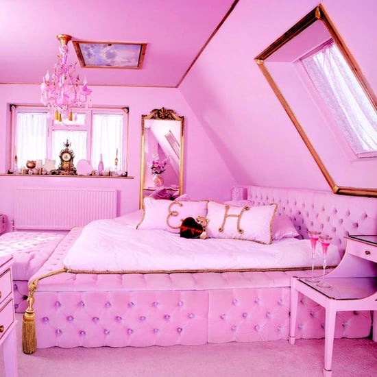 Eaton House Studio Pink Airbnb