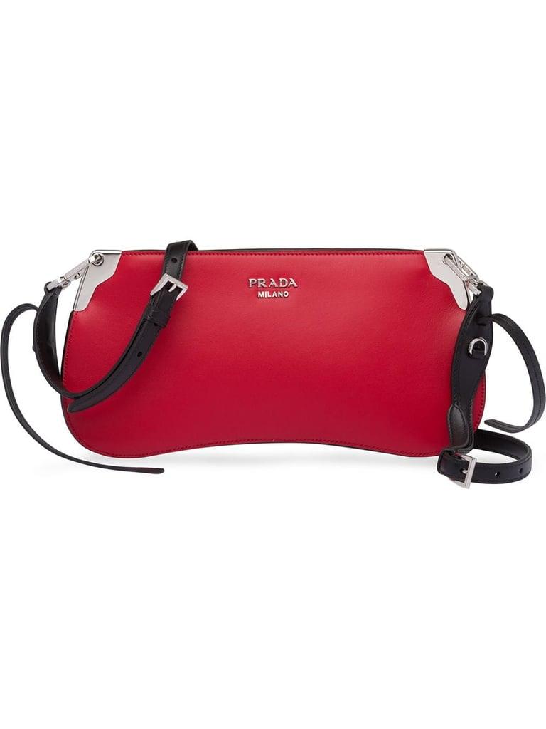 8fa30f3cfc Prada Sidonie Leather Shoulder Bag | Prada Sidonie Bag Trend ...