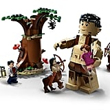 The Built-Out Lego Harry Potter Forbidden Forest: Umbridge's Encounter Set