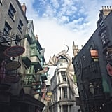 Is Diagon Alley as amazing as everyone says?
