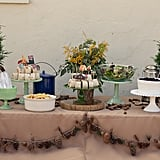 Take the Baby Shower to the Great Outdoors With a Rustic, Camping-Themed Party