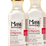 Maui Moisture Shine + Awapuhi Shampoo and Conditioner