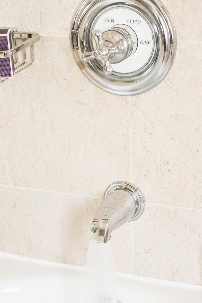 Avoid Long, Hot Showers
