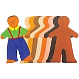 Multicultural Paper Doll Pad ($5)
