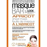 Masque Bar by Look Beauty Apricot Face Sheet Mask