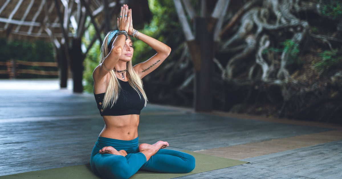 Juliana Spicoluk From Boho Beautiful Has a Go-To Yoga Pose For Stress Built Up in the Body