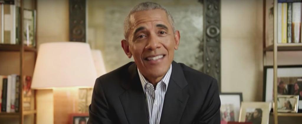 Barack Obama Shares How He Kept Sasha and Malia Grounded