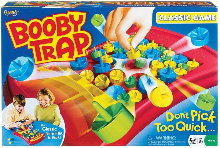 Ideal Booby Trap