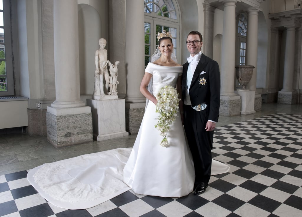 Her Wedding Gown Is One of the Most Gorgeous Designs We've Ever Seen