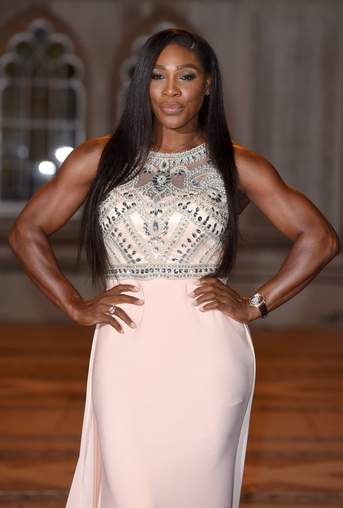 Serena Williams's Best Hair and Makeup Through the Years