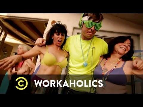 """Workaholics: """"Baby Shower Rave"""""""